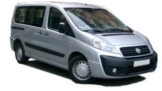 Ford Galaxy Minivan