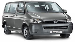 VW Caravelle Minivan