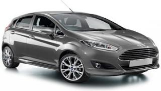 Ford Fiesta 5door