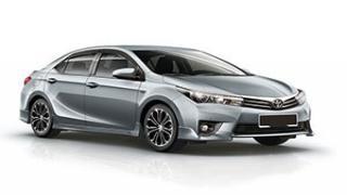 Toyota Altis 1.8 2-4T A