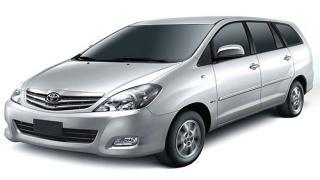 Toyota Innova Minivan
