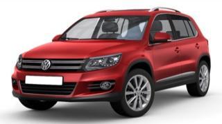 VW Tiguan SUV AC