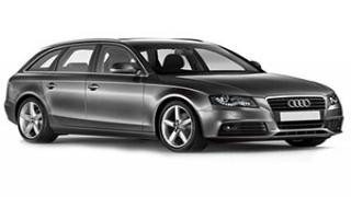 AUDI A4 STATION WAGON