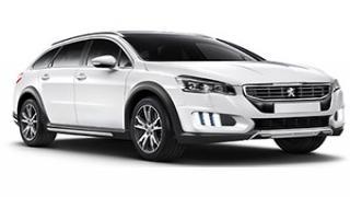 Peugeot 508 Estate/Wagon