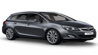 Opel Astra Estate