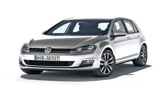 VW Golf (GPS)