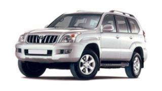 Toyota Prado SUV