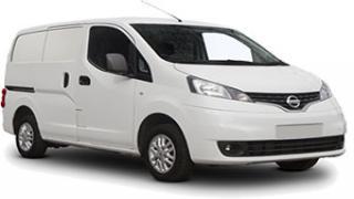 Nissan NV200 Minivan